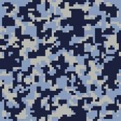 1655 DIGITAL CAMO BLEU