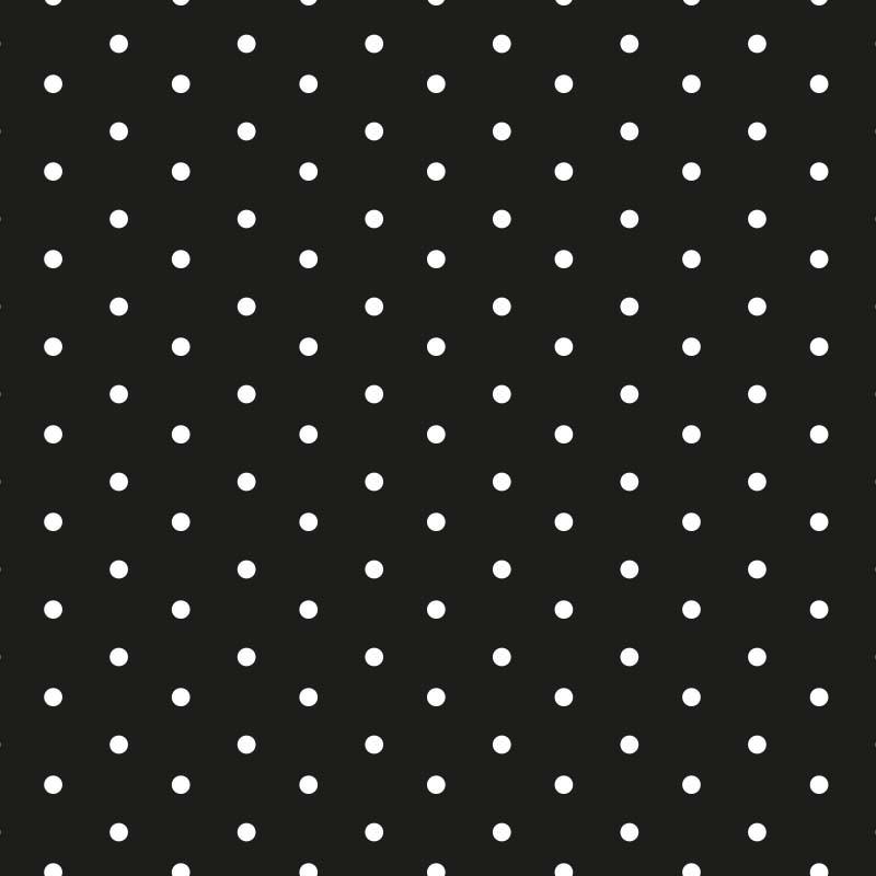 1649 Polka Dots black