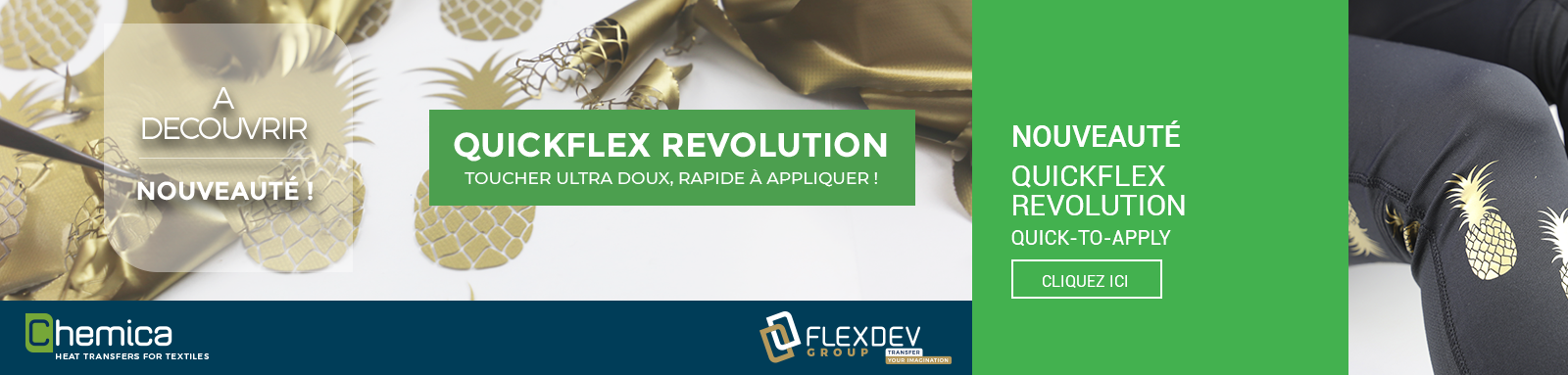 QuickFlex Revolution