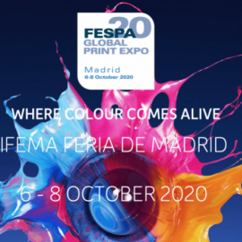 Salon FESPA Madrid 2020